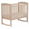 Детская кроватка Кубаньлесстрой Ромашка АБ 16.0 без ящика, слоновая кость, купить за 9 200руб.
