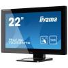 Монитор Iiyama T2253MTS-B1, черный, купить за 17 440руб.