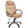 Кресло офисное Chairman 668 экопремиум бежевый (новый) (7007677), купить за 7 845руб.