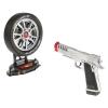 Оружие игрушечное Электронный тир Играем вместе (B431185-R) на батарейках, купить за 1 080руб.