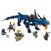 Конструктор LEGO Ninjago 70652 Вестник бури, купить за 2 720руб.