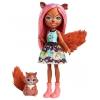 Кукла Mattel с любимой зверюшкой (Санча Белка) (FMT61), купить за 635руб.