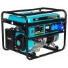 Электрогенератор Wert G 8000D, бензиновый, купить за 28 670руб.