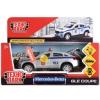 Игрушки для мальчиков Машина ТехноПарк Mercedes-Benz (Gle Coupe GLE-COUPE-P-SL) 12 см, купить за 305руб.