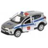 Игрушки для мальчиков Машина ТехноПарк Toyota RAV4 Полиция (RAV4-P-SL) 12 см, купить за 510руб.
