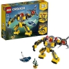 Конструктор LEGO Криэйтор 31090 Робот для подводных исследований, купить за 1 360руб.
