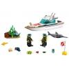Конструктор LEGO Город 60221 Яхта для дайвинга, купить за 1 240руб.