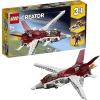 Конструктор LEGO Creator 31086 Истребитель будущего (для мальчика), купить за 990руб.