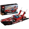 Конструктор LEGO Техник 42089 Моторная лодка, купить за 990руб.