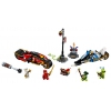 Конструктор LEGO Ninjago 70667 Мотоцикл-клинок Кая и снегоход Зейна (для мальчика), купить за 2 270руб.