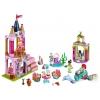 Конструктор LEGO Принцессы Дисней Королевский праздник Ариэль, Авроры и Тианы (для девочки), купить за 2 960руб.
