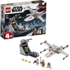Конструктор LEGO Звездные войны (75235) Звёздный истребитель типа Х, купить за 2 270руб.