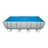 Товар Покрывало Intex 29027 для бассейна Rectangular Frame 732x366 SOLAR COVER, купить за 3 700руб.