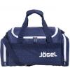 Сумка дорожная Jogel JHD-1802-091, темно-синий/белый, купить за 1 190руб.