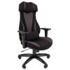 Компьютерное кресло Chairman game 14,  чёрное/серое, купить за 10 920руб.