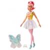 Куклу Barbie Волшебная Фея, 29 см, FXT03, купить за 925руб.