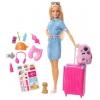 Кукла Barbie (FWV25) из серии Путешествия, купить за 2 840руб.