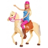 Кукла Mattel (FXH13) Barbie и лошадь, купить за 2 970руб.