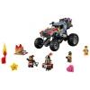 Конструктор LEGO Movie 2 70829 Побег Эммета и Дикарки на багги (для мальчика), купить за 3 670руб.