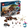 Конструктор LEGO Гарри Поттер (75952) Чемодан Ньюта Саламандера, купить за 3 770руб.