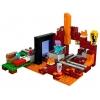 Конструктор LEGO Minecraft 21143 Портал в Подземелье (для мальчиков), купить за 3 770руб.