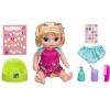 Кукла интерактивная Hasbro Baby Alive Танцующая Малышка Блондинка, E0609, купить за 4 395руб.