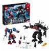 Конструктор LEGO Marvel Super Heroes 76115 Человек-паук против Венома, купить за 3 900руб.