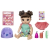 Кукла Hasbro Baby Alive Танцующая малышка шатенка (E0610), купить за 4 795руб.