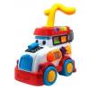 Игрушку Наша Игрушка (Y1336469) Каталка паровоз, со звуковыми эффектами, купить за 2385руб.