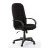 Компьютерное кресло Алвест AV 107 PL (727) МК ткань 418 черное, купить за 5 160руб.