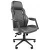 Кресло офисное Chairman 720 экопремиум серый (7022365), купить за 11 150руб.