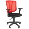Кресло офисное Chairman 626 DW69 красный (7016636), купить за 5 475руб.