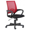 Кресло офисное Chairman 696 TW красный (7013168), купить за 3 775руб.