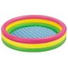 Бассейн надувной Intex Sunset Glow 57422 радуга, купить за 710руб.