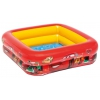 Бассейн надувной Intex Cars Play Box (57101) Тачки, купить за 580руб.