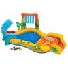 Игровой комплекс Intex Play Center 57444 Динозавр с горкой и распылителем, купить за 2 485руб.