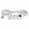 Разветвитель электропитания Buro BU - PS3.5/W, белый, купить за 345руб.