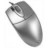 Мышь A4Tech OP-620D, серебристый, купить за 325руб.