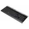 Клавиатура Oklick 380M черный/серебристый, купить за 735руб.
