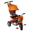 Трехколесный велосипед RT Galaxy Лучик с капюшоном, оранжевый, купить за 4 530руб.