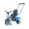 Трехколесный велосипед 46437 Coloma ANGEL Blue с ручкой и ремешком, купить за 5 200руб.