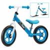 Беговел Small Rider Combo Racer (снегобег-беговел), синий / белый, купить за 3 990руб.