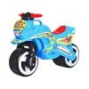 Беговел 11-006 RT Motorcycle 7, голубой, купить за 2 875руб.