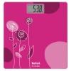Напольные весы Tefal PP1114V0, розовые, купить за 2 100руб.