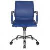 Компьютерное кресло Бюрократ CH-993-Low/blue, купить за 9 790руб.