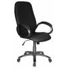 Компьютерное кресло Бюрократ T-700DG/OR-16 черное, купить за 9 060руб.