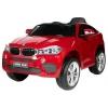 Электромобиль Barty BMW X6M BMW JJ2199, красный глянец, купить за 18 950руб.