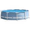 Бассейн каркасный Intex Prism Frame Pool 26706 с насосом и лестницей, купить за 11 770руб.