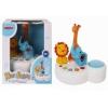 Ночник для детской Наша Игрушка (510) Зоопарк (свет, звук), купить за 1 010руб.