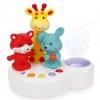 Ночник для детской Жирафики Жирафик и друзья с проектором (939599) свет, звук, купить за 1 500руб.